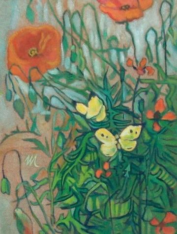 Vincent van Gogh by mario